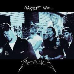 Metallica Garage Inc (3 LP)