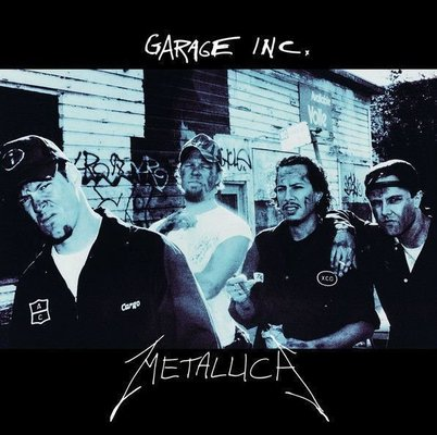Metallica Garage Inc (3 LP)