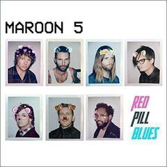 Maroon 5 Red Pill Blues (2 LP)