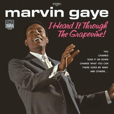Marvin Gaye I Heard It Through The Grapevine (Vinyl LP)