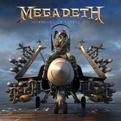 Megadeth Warheads On Foreheads (4 LP)