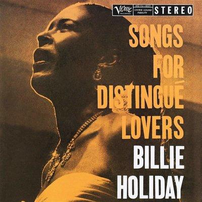 Billie Holiday Songs For Distingue Lovers (Vinyl LP)
