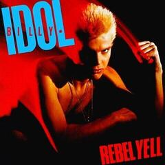 Billy Idol Rebel Yell (LP)