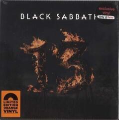 Black Sabbath 13 (2 LP Orange Flame Vinyl)