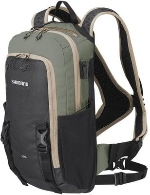 Shimano Unzen 6L with Hydration Khaki