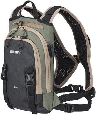 Shimano Unzen 2L with Hydration Khaki