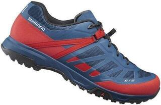 Shimano SHET500 Red/Blue
