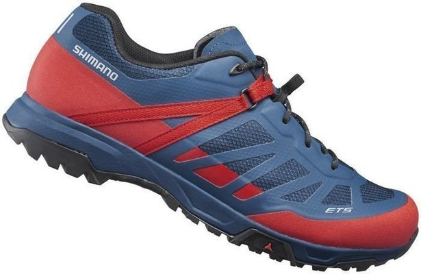 Shimano SHET500 Red/Blue 43