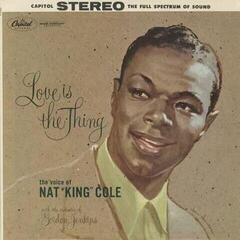 Nat King Cole Love Is The Thing (2 LP)