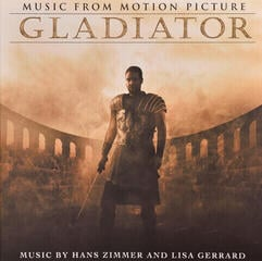 Gladiator (Movie) Music From The Motion Picture (2 LP) 180 g