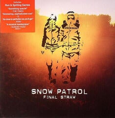 Snow Patrol Final Straw (Vinyl LP)