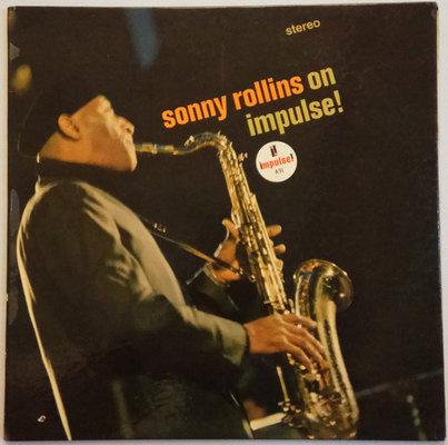 Sonny Rollins Sonny Rollins - On Impulse (Vinyl LP)