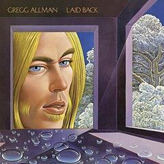 Gregg Allman Laid Back (LP) Audiophile Quality