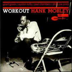 Hank Mobley Workout (2 LP) Audiophile Quality