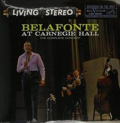 Harry Belafonte Belafonte At Carnegie Hall (2 LP) Qualité audiophile