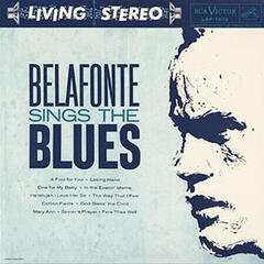 Harry Belafonte Belafonte Sings The Blues (LP) Audiofilska jakość