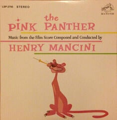 Henry Mancini The Pink Panther (LP) Audiophile Quality