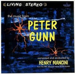 Henry Mancini Peter Gunn (2 LP) Qualité audiophile