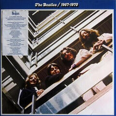 The Beatles The Beatles 1967-1970 (2 LP)