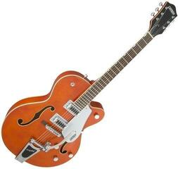 Gretsch G5420T Electromatic Hollow Body with Bigsby Single-cut Orange Stain