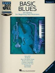 Hal Leonard Basic Blues