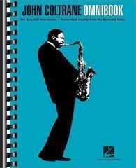 John Coltrane Omnibook Bassoon, Trombone, etc Noty