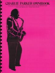 Charlie Parker Omnibook Clarinet, Saxophone, Trumpet