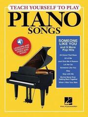 Hal Leonard Someone Like You And 9 More Pop Hits Piano, Lyrics & Chords
