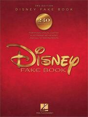 Disney Fake Book (3rd Edition) C Instruments and Piano