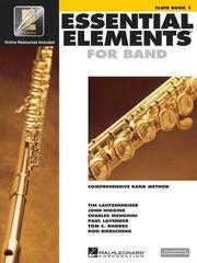 Hal Leonard Essential Elements for Band - Book 1 with EEi Flute Nuty