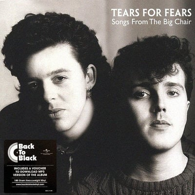 Tears For Fears Songs From The Big Chair (Vinyl LP)