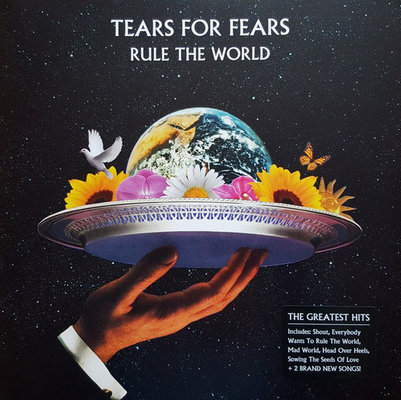 Tears For Fears Rule The World: The Greatest Hits (2 LP)