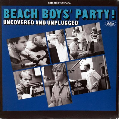 The Beach Boys The Beach Boys Party! (Vinyl LP)