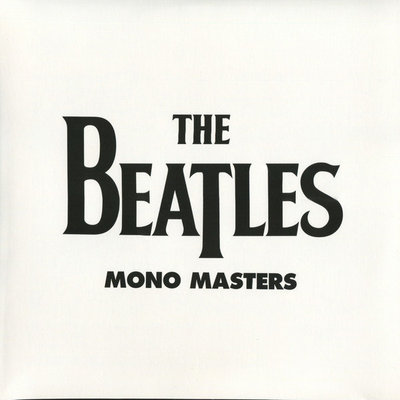 The Beatles Mono Masters (3 LP)