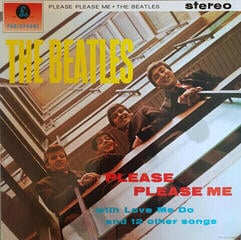 The Beatles Please Please Me (Vinyl LP)