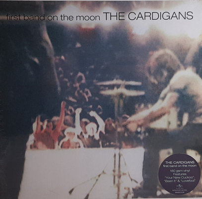 The Cardigans First Band On The Moon (Vinyl LP)