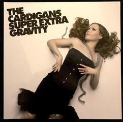 The Cardigans Super Extra Gravity (LP) 180 g
