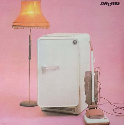 The Cure Three Imaginary Boys (Vinyl LP)