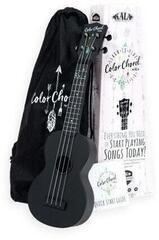 Kala Color Chord Learn To Play Ukulele Starter Kit