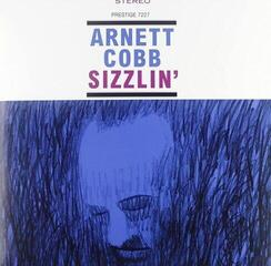 Arnett Cobb Sizzlin' (LP) Qualité audiophile