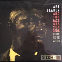 Art Blakey Moanin' (Art Blakey & The Jazz Messengers) (2 LP) Audiophile Quality