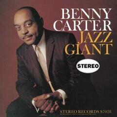 Benny Carter Jazz Giant (LP) Audiophile Quality