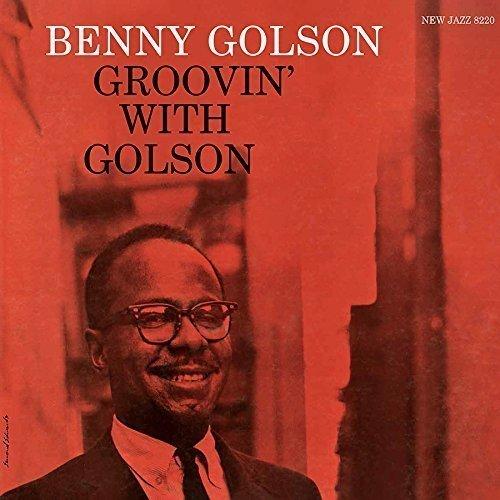 Benny Golson Groovin' with Golson (Vinyl LP)
