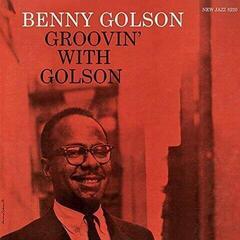 Benny Golson Groovin' with Golson (LP) Avdiofilska kakovost zvoka