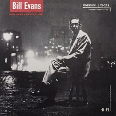 Bill Evans New Jazz Conceptions (LP) Audiophile Quality