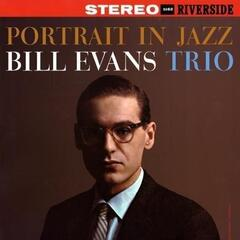 Bill Evans Portrait in Jazz (LP) Audiophile Quality