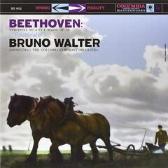 Bruno Walter Beethoven: Symphony No. 6 in F Major, Op. 68 (''Pastorale'') (Vinyl LP)