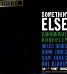 Cannonball Adderley Somethin' Else (2 LP) Audiophile Qualität