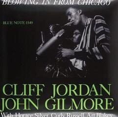 Cliff Jordan Blowing In From Chicago (Cliff Jordan & John Gilmore) (2 LP) Avdiofilska kakovost zvoka