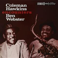 Coleman Hawkins Encounters Ben Webster (LP) Qualité audiophile